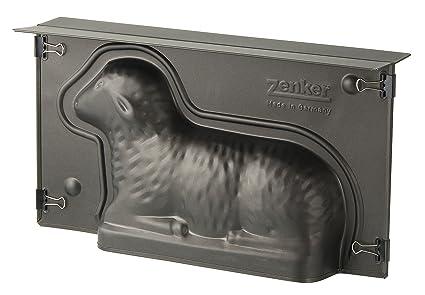 Zenker - Molde para Tarta, diseño de Cordero de Pascua