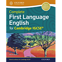 Complete First Language English for Cambridge IGCSE Student Book (Cie Igcse Complete)