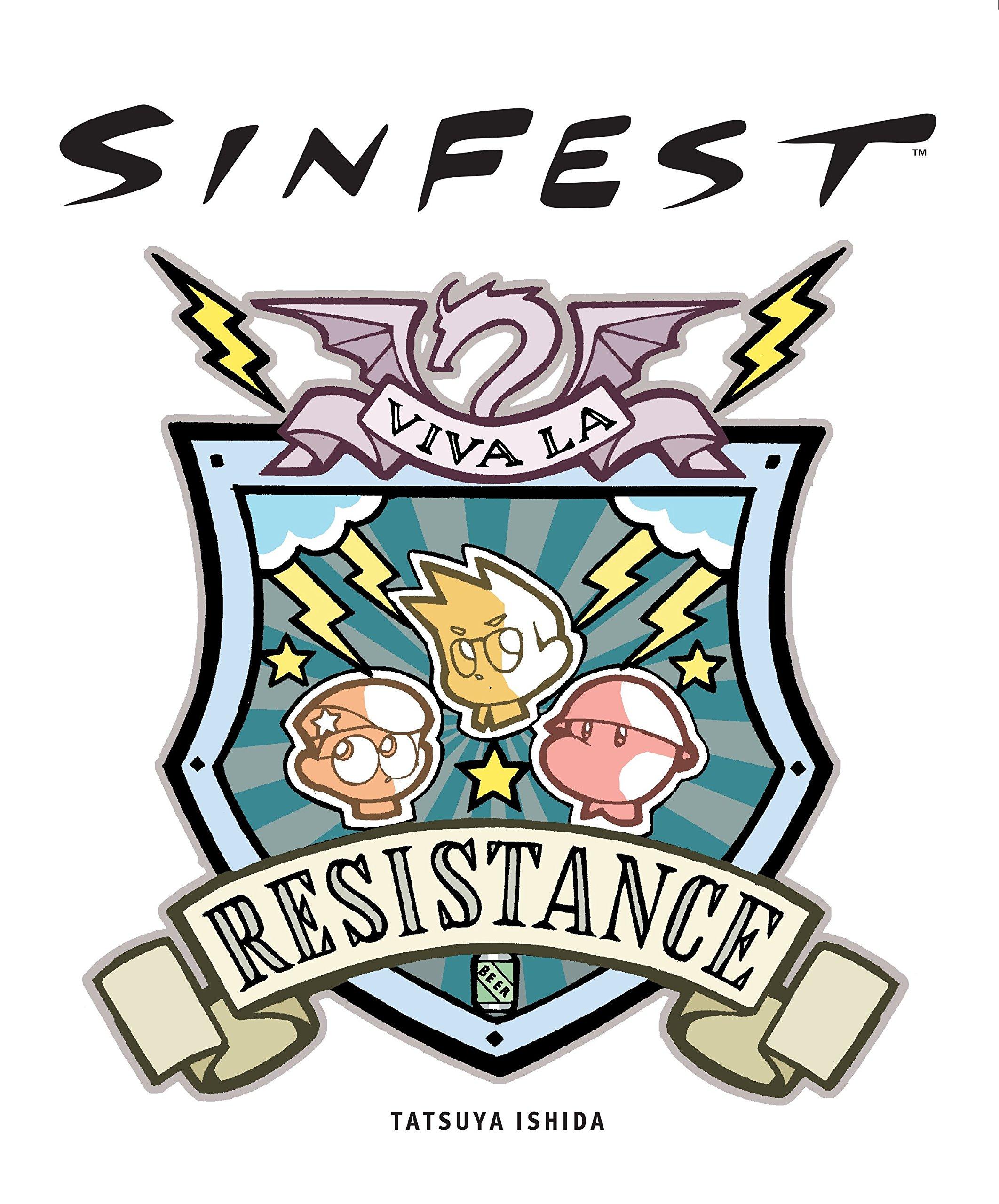 Sinfest: Viva la Resistance by Dark Horse