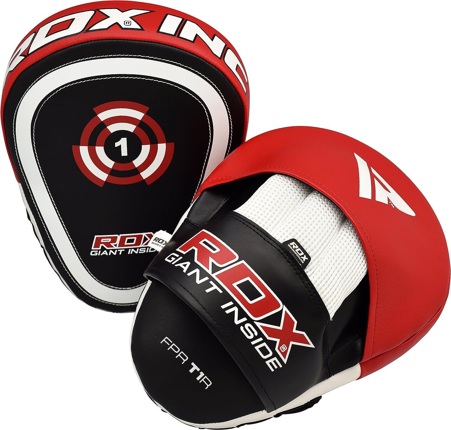 RDX Manoplas Boxeo Paos Artes Marciales
