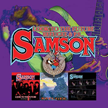 SAMSON - Look To The Future / Refugee / PS - Amazon.com Music