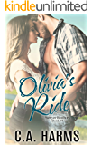 Olivia's Ride (Sawyer Brothers Book 4)
