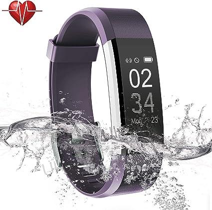 Fitness Tracker, Heart Rate Monitor Smart Watch