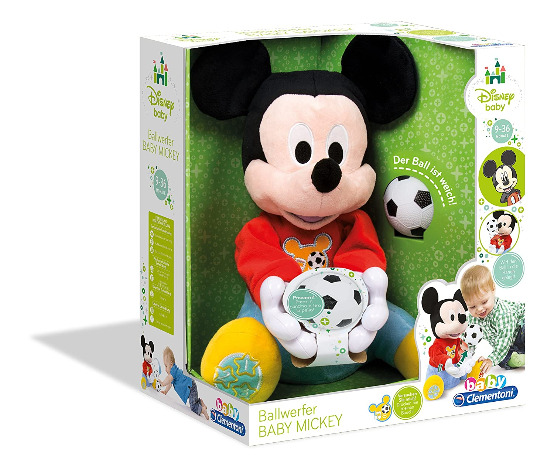 Clementoni 69961.2 - Baby Mickey Ballwerfer: Amazon.de: Spielzeug