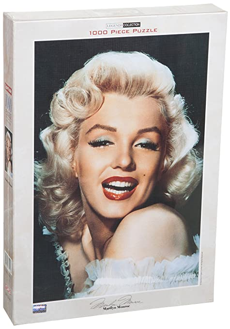 Tomax Marilyn Monroe 1000 Piece Jigsaw Puzzle by Tomax