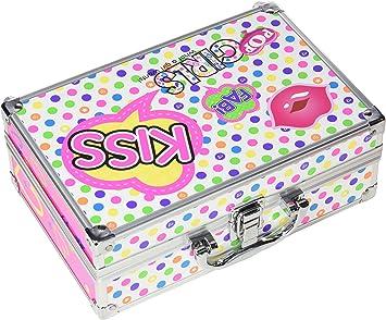 POP- Traincase, estuche de maquillaje infantil (Markwins Beauty Brands 3627410): Amazon.es: Juguetes y juegos