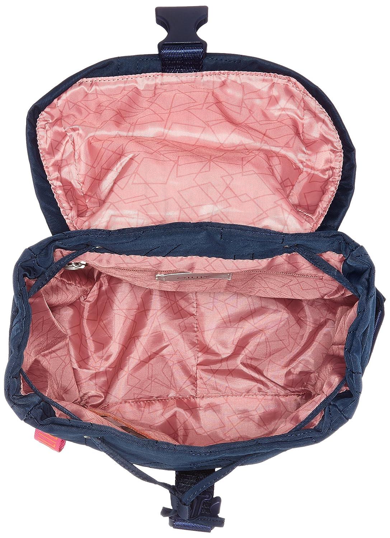 Oilily - Spell Backpack Mvf, Mochilas Mujer, Blau (Dark Blue), 14.5x34.5x26 cm (B x H T): Amazon.es: Zapatos y complementos