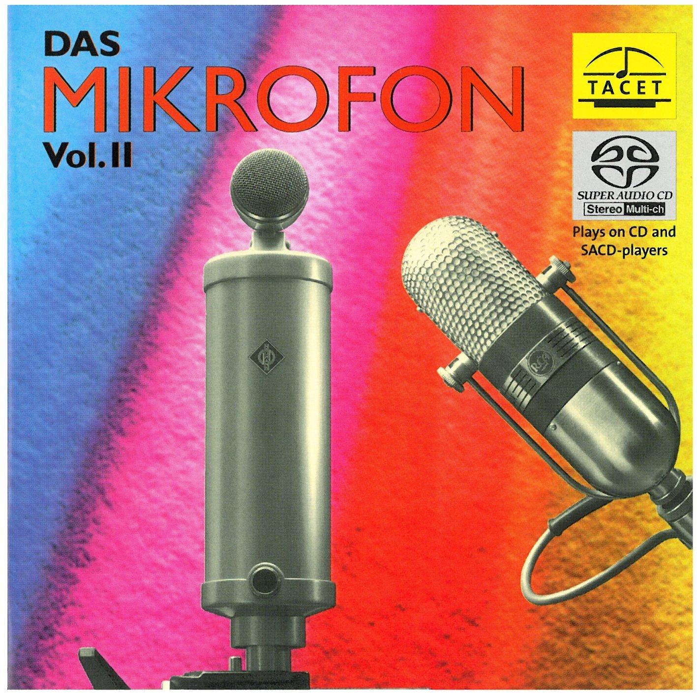 Das Mikrofon 2 / Various (Hybrid SACD)