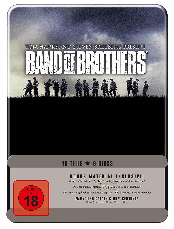 Band of Brothers - Wir waren wie Brüder Metall Box Set ...