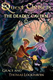 Quest Chasers: The Deadly Cavern (A Magic Fantasy Adventure Book Series)