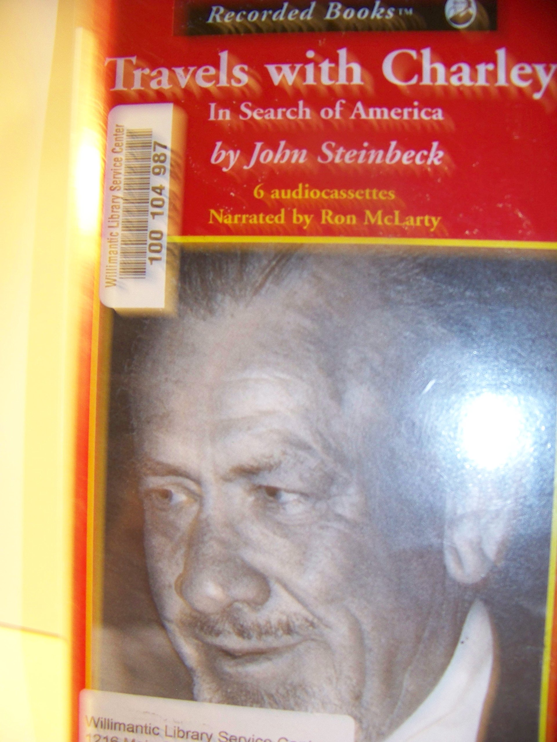 Travels With Charley: In Search of America: Amazon.es ...