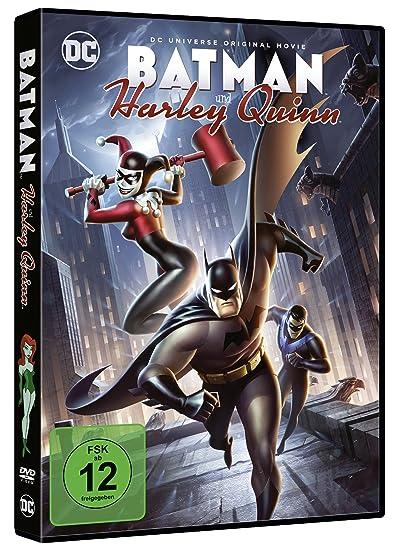 Batman und Harley Quinn [Alemania] [DVD]: Amazon.es: Sam Liu ...