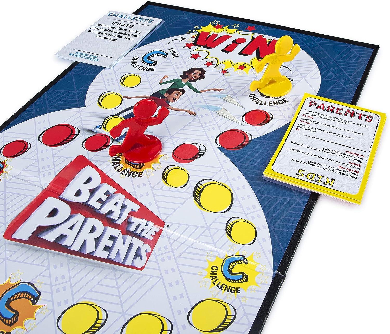 Spin Master Games 6055289 - Juego de Mesa (edición con Challenge, a Partir de 6 años): Amazon.es: Juguetes y juegos