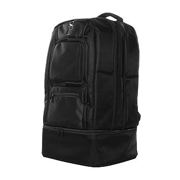 cc2e01c61b Amazon.com  Sole Premise Laptop Shoe Carry-On Luggage Travel  Multi-functional Sneaker Backpack Bag for Men   Women Black  Sole Premise
