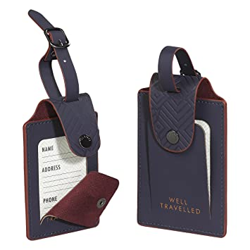 431197476f2931 Ted Baker Set of 2 Luggage Tags