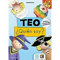 Teo. ¿Quién soy?: ¡Diviértete con más de 200 combinaciones! (Libros especiales de Teo) (Spanish Edition)
