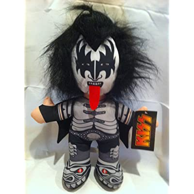 "Gene Simmons 15"" KISS Plush: Everything Else [5Bkhe0506091]"