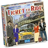 Days of Wonder dow720060 Ticket to Ride New York, Mehrfarbig