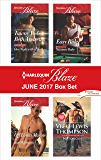 Harlequin Blaze June 2017 Box Set: One Night with a SEAL\Off Limits Marine\Easy Ride\Notorious