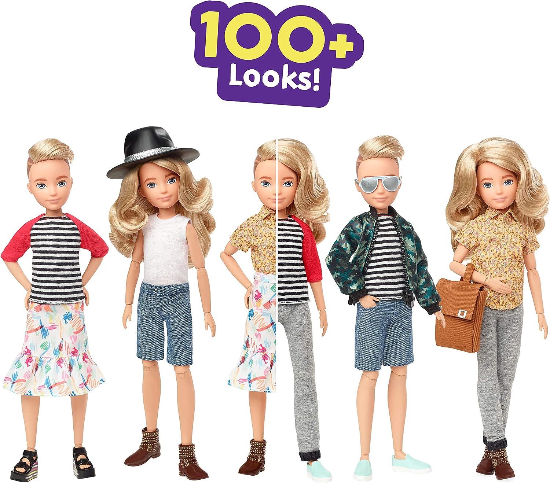 Barbie Alternative - Creatable World Puppe