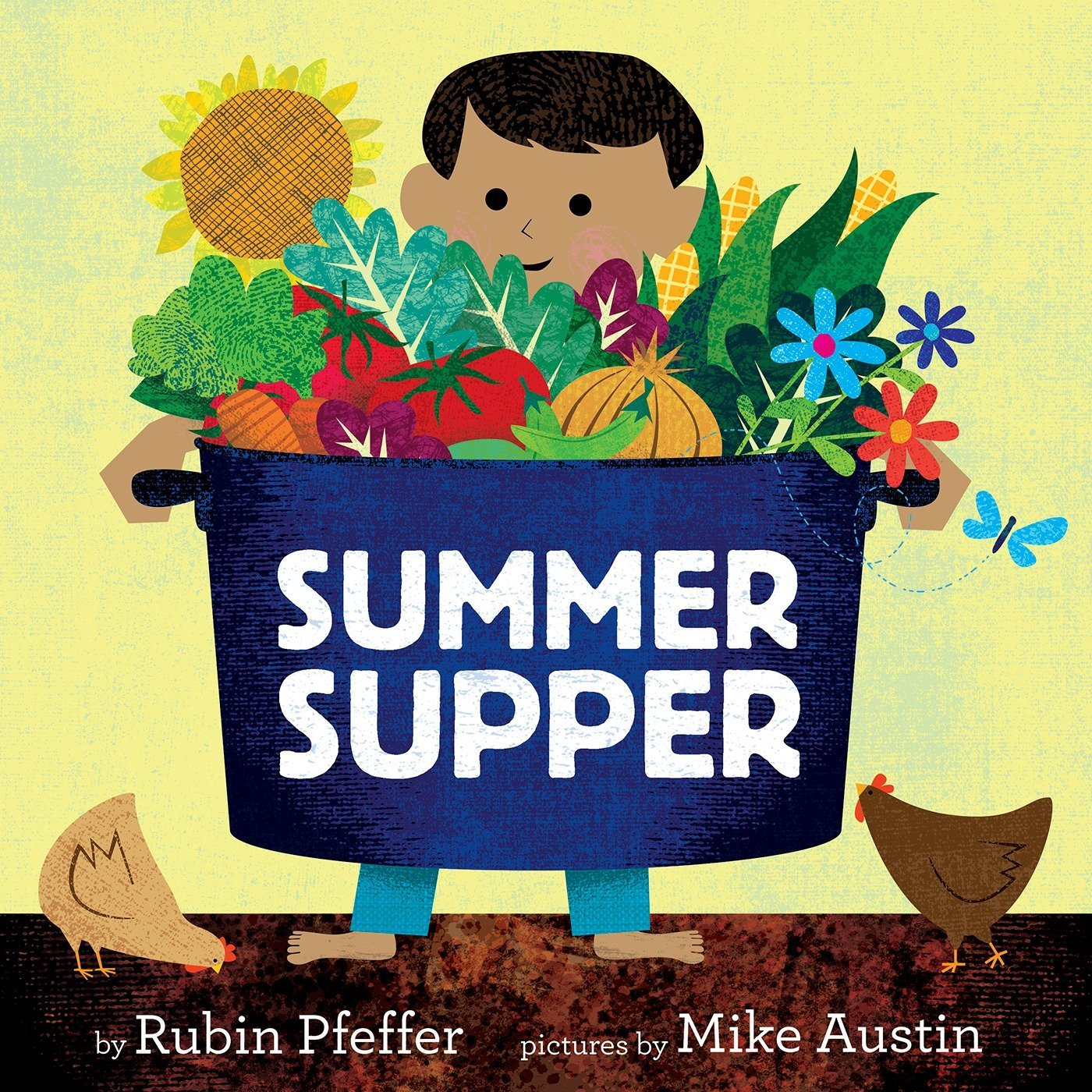 Image result for summer supper book