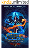 Demigods Academy - Book 4: The Threads Of Life (Season Two)