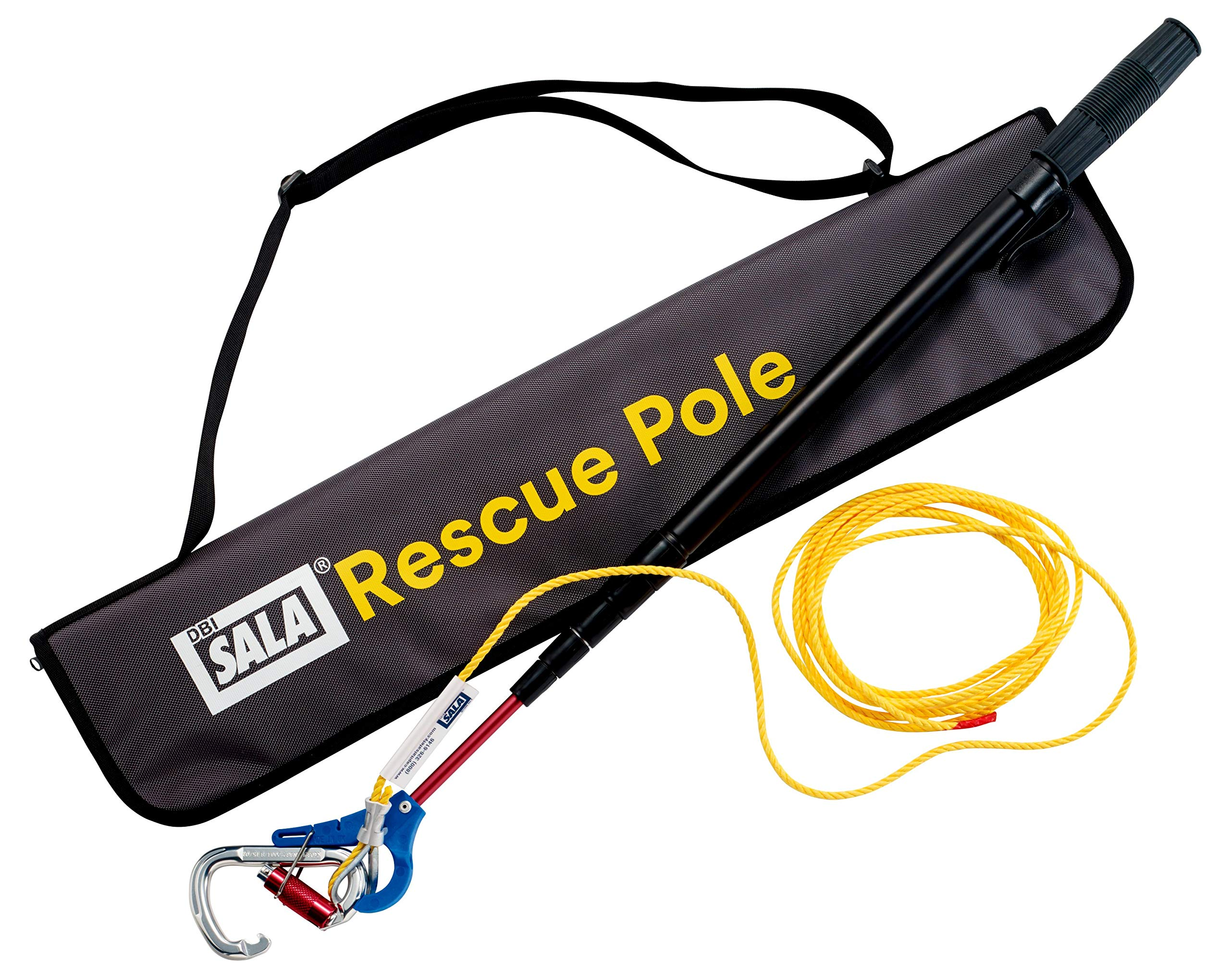 3M DBI-Sala Rescue Pole 8900299, Black, 1 Ea by 3M Personal Protective Equipment