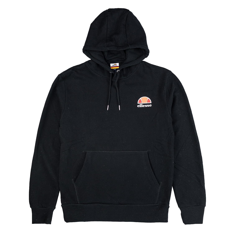 74856cec Ellesse Men's Toce Left Logo Hoodie, Black [5KJjO1108912] - $32.99