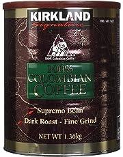 Kirkland signature 100 % Colombian Coffee, 1.36 Kg