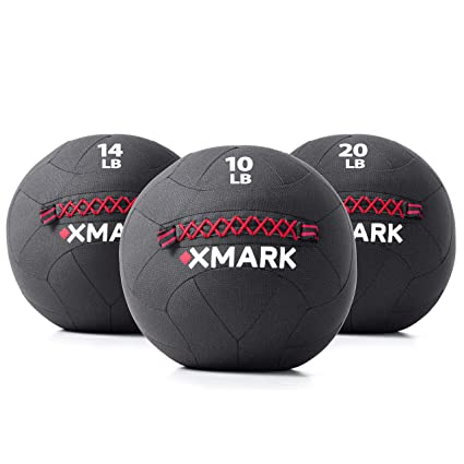 c8d7037b7 Amazon.com  XMark Kevlar Wall Ball Medicine Ball