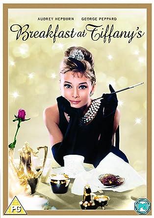 431a43fa62c Breakfast at Tiffany s  DVD   1961   Amazon.co.uk  Audrey Hepburn ...