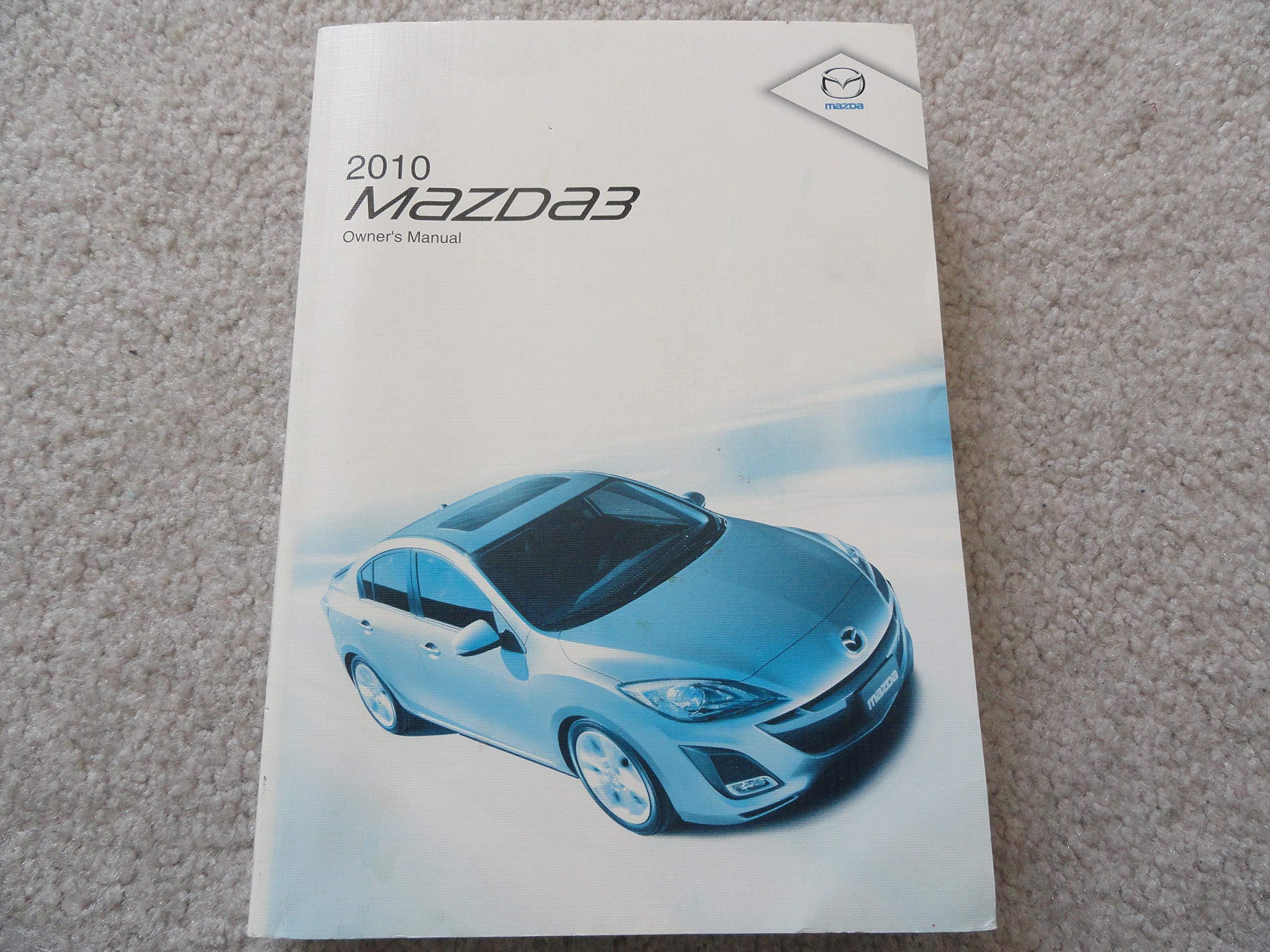 2012 mazda 3 owners manual: mazda: amazon. Com: books.