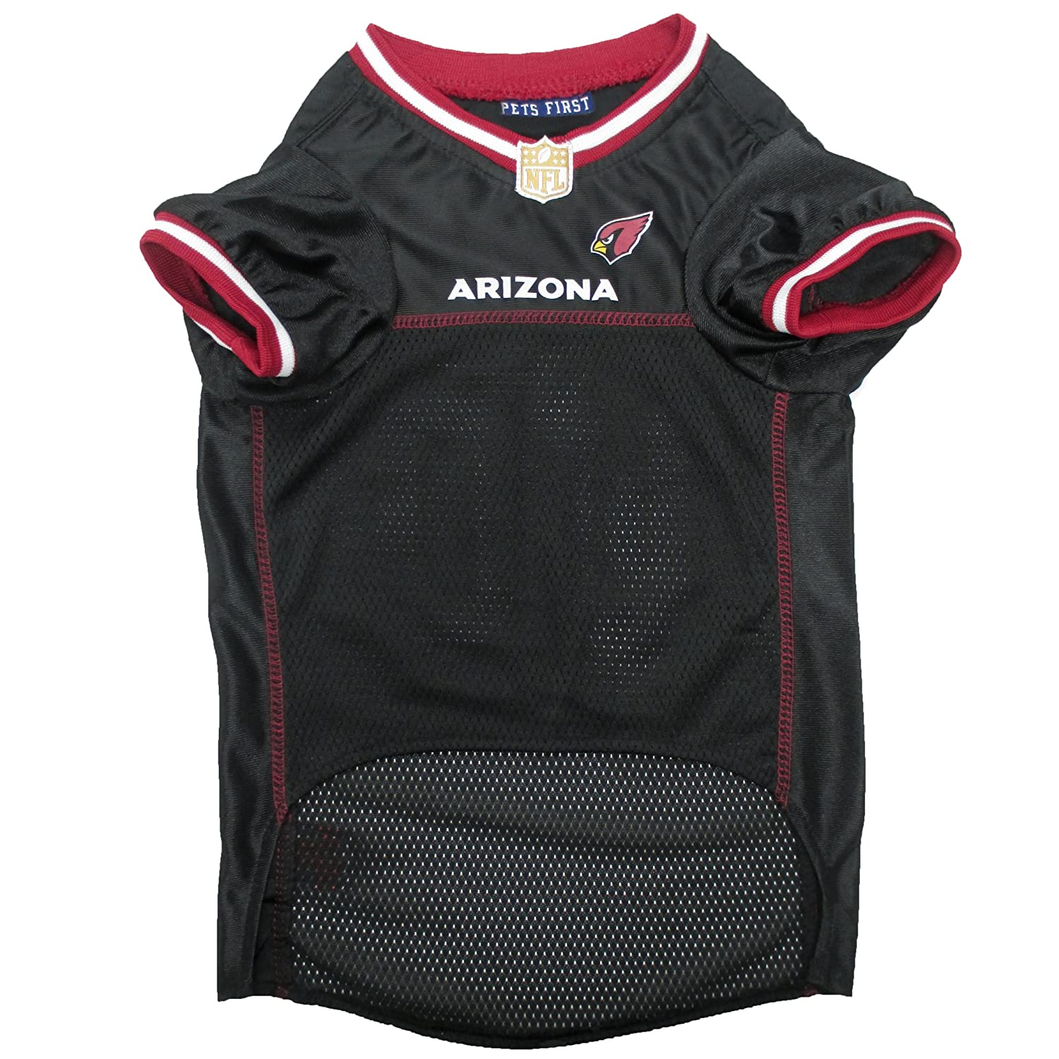 7278d8aab Football Licensed Dog Jersey. - 32 NFL Teams Available. - Comes in 6 Sizes.  - Football Pet Jersey. - Sports Mesh Jersey. - Dog Jersey Outfit.
