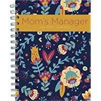 Mom's Manager Medium Weekly Monthly 2019 Planner: July 2018 - June 2019 (Academic Year)