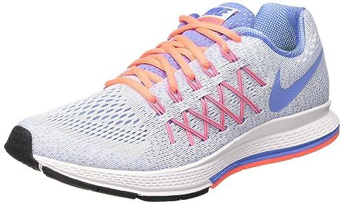 promo code 81a56 54163 Nike Zoom Pegasus 32 (GS), Zapatillas de Running para Niñas  Amazon.es  Zapatos  y complementos