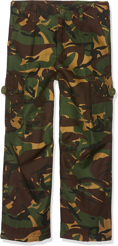 Fashion Boy J8159e Boys Army Camouflage Trousers