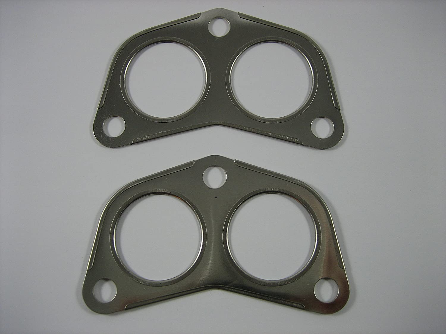 Land Rover Defender Discovery Rover 2-Exhaust Pipe to Manifold Gasket NEW