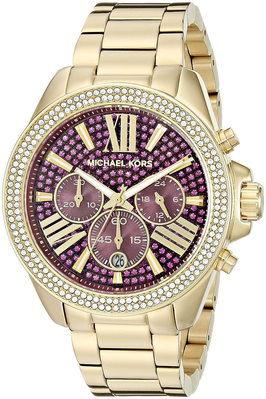 d3204916d75c Amazon.com  Michael Kors Women s Wren Gold-Tone Watch MK6290  Michael Kors   Watches