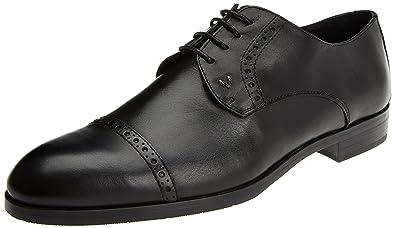 Phoenix, Derbys Homme, Noir (Black Black), 42 EUMartinelli