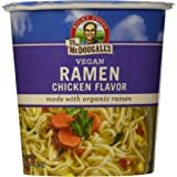 Dr. McDougall's Soup, Vegan Chicken Noodle, 1.8 oz