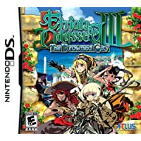 Etrian Odyssey III: The Drowned City ~ Edition Collector ~