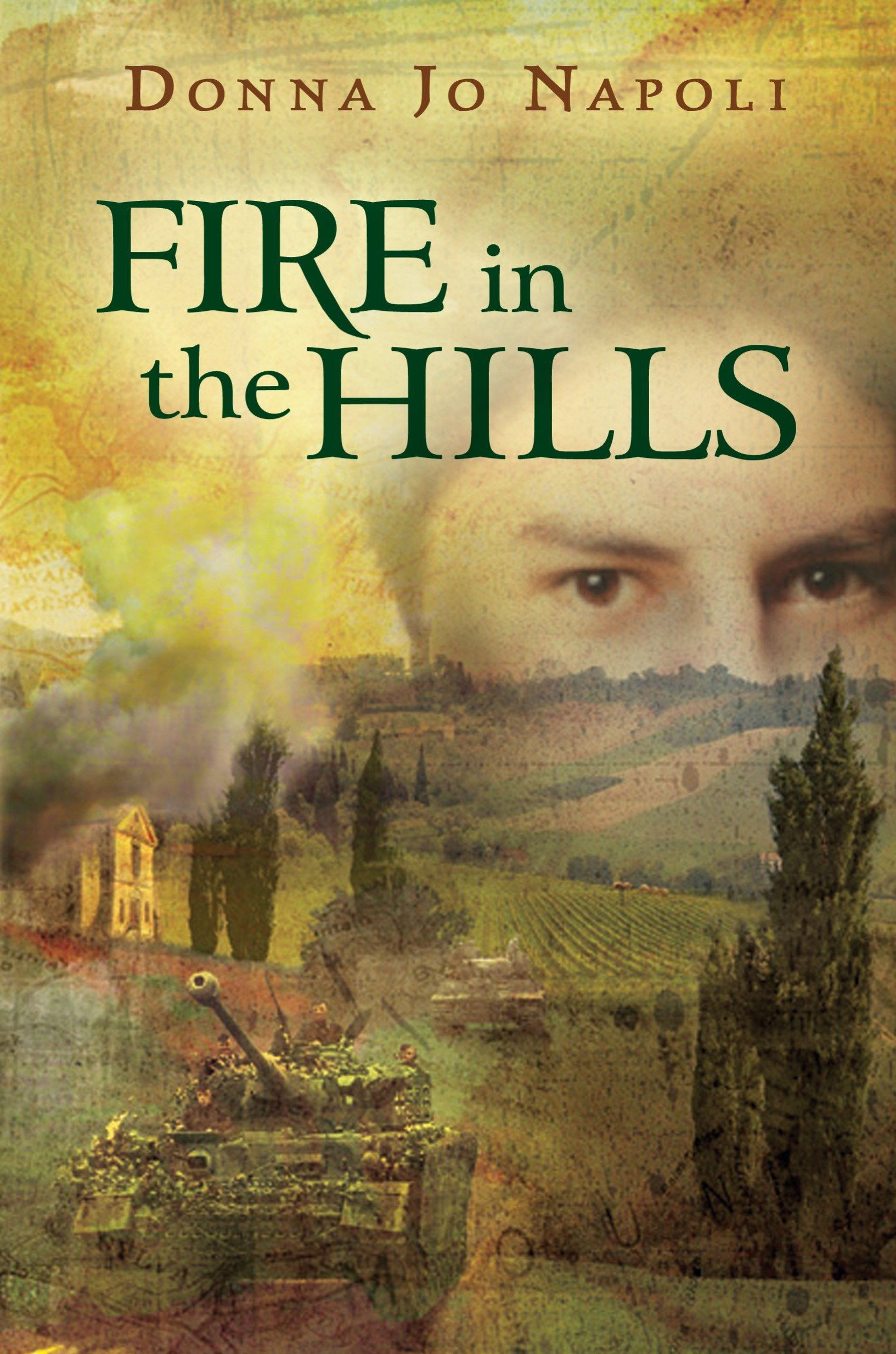 Fire in the Hills: Donna Jo Napoli: 9780142412008: Amazon.com: Books
