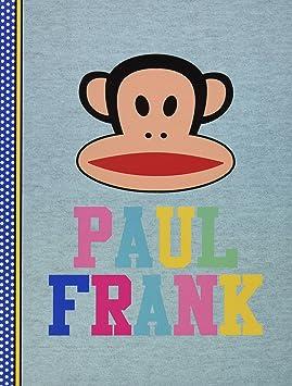 Carpeta Paul Frank Julius Senfort 4 Anillas Folio: Amazon.es: Oficina y papelería