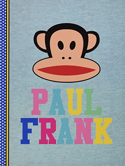 Carpeta Paul Frank Julius Senfort 4 Anillas Folio