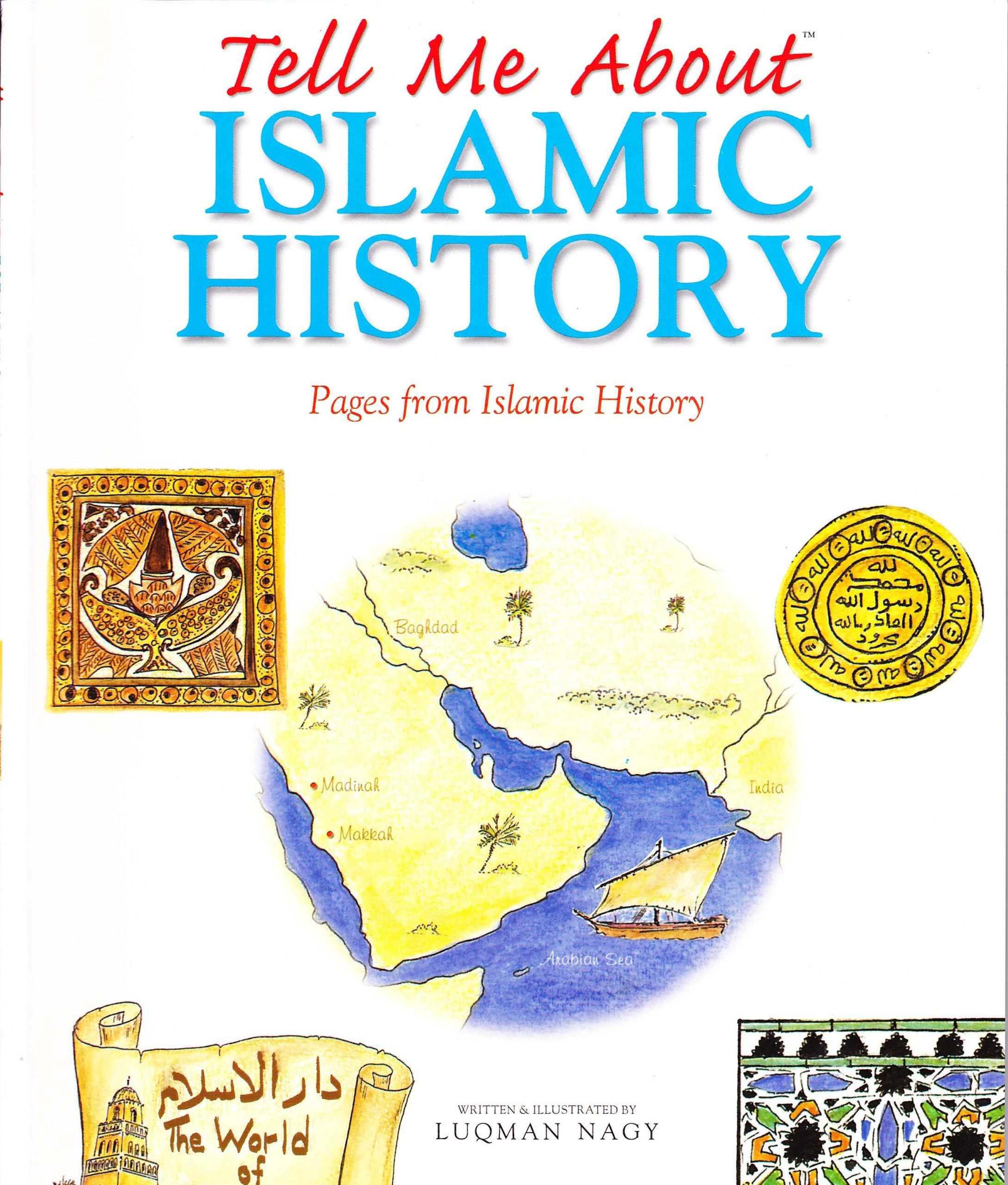 Tell Me About Islamic History pdf epub