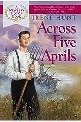 Across Five Aprils Kindle Edition