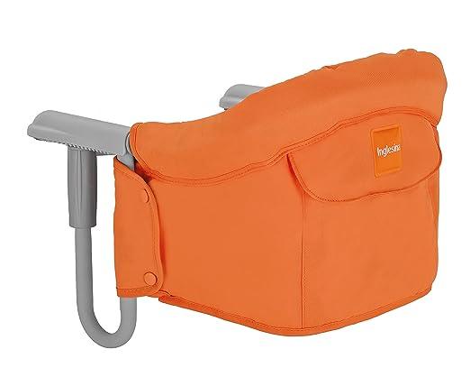 186 opinioni per Inglesina AY90G5ORN Fast Seggiolino da Tavolo, Arancione (Orange)