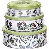Portmeirion Botanic Garden Nesting Cake Tins