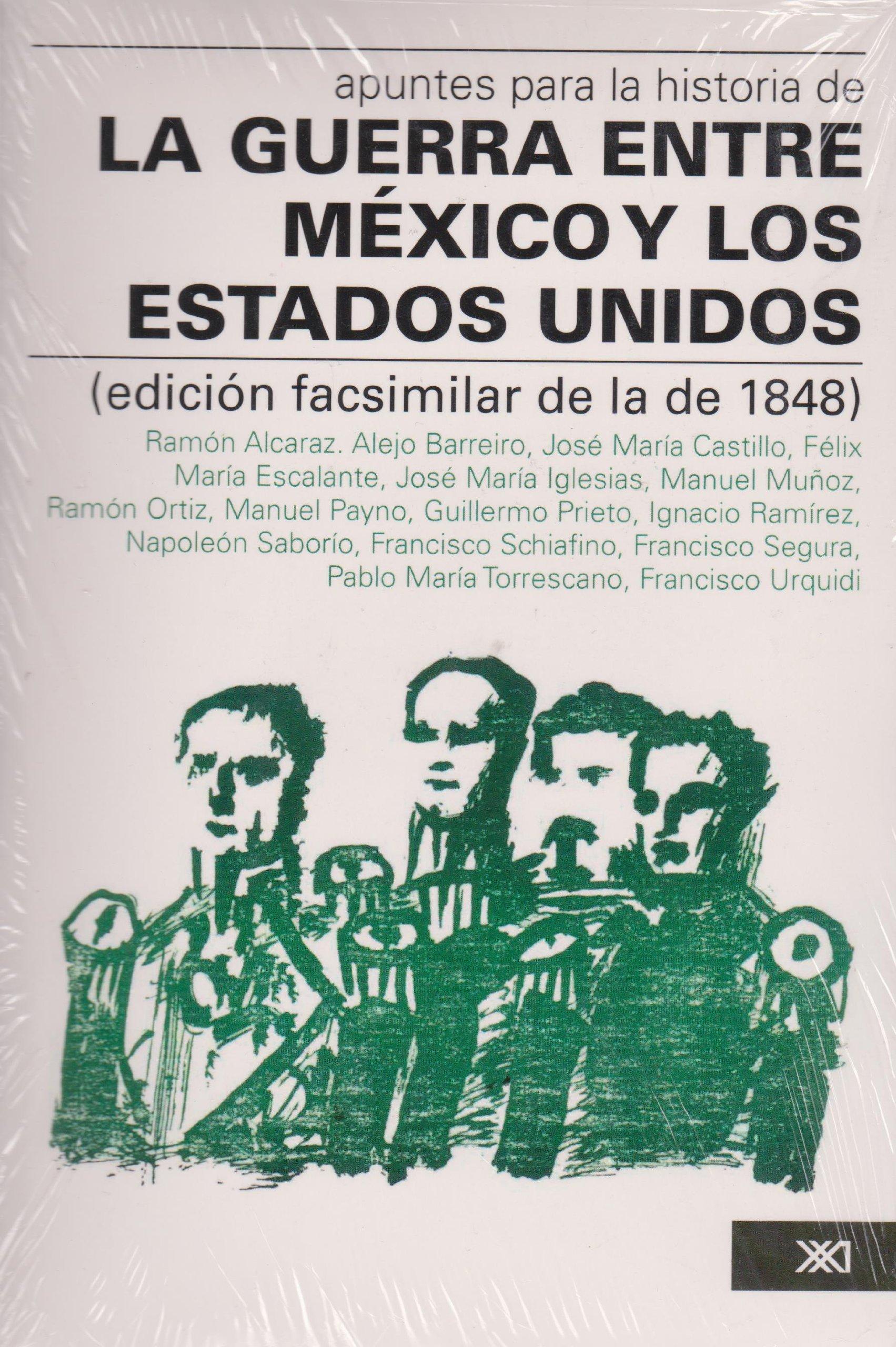apuntes para la historia de la guerra entre mexico y los estados unidos: Amazon.es: Libros