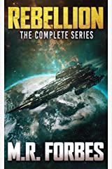 Rebellion. The Complete Series. Kindle Edition